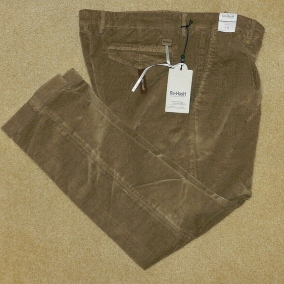 Re-Hash Other - RE-HASH DESIGNER ITALIAN JEANS 38X30